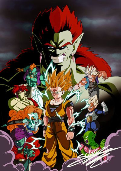 Dragon Ball Z : Les Mercenaires de l'espace - Wikimonde