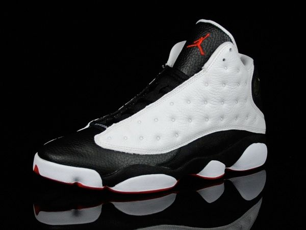 8aba93b689361 Air Jordan 13 (XIII) Retro - Countdown Package 10   13 (White   Black - True  Red)