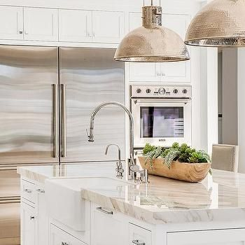 Best Dove Gray Shaker Cabinets With Wooden Shelving 400 x 300