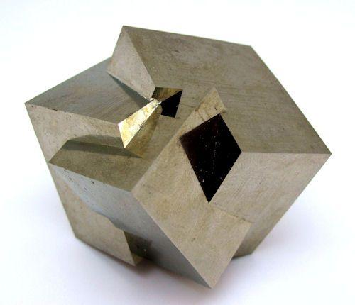 Amazing Pyrite cubes.