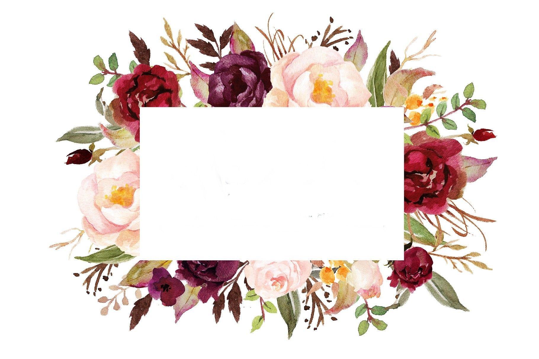 Pin de rosinei leite em 15 anos em 2019 fundos fundo - High resolution watercolor flowers ...