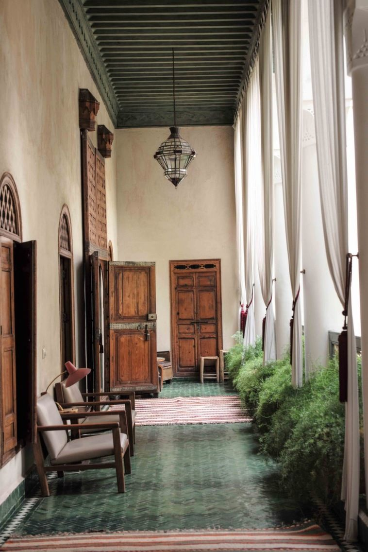 Marrakech Decoration D Interieur hotel capaldi, atlas mountains in marrakech, morocco via so