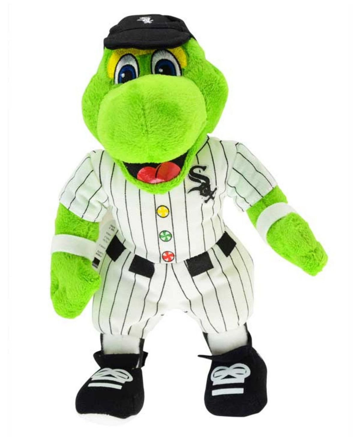 Forever Collectibles Southpaw Chicago White Sox 8 Inch Plush Mascot Reviews Sports Fan Shop By Lids Men Macy S In 2020 Chicago White Sox White Sox Logo Mascot