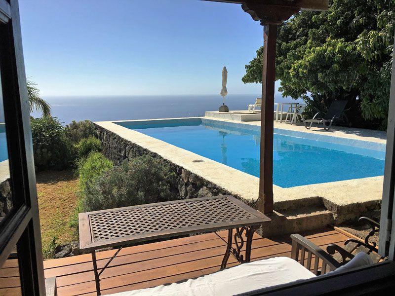 Ferienhaus Mit Pool Direkt An Der Westkuste Ferienhaus Ferienhaus La Palma Finca