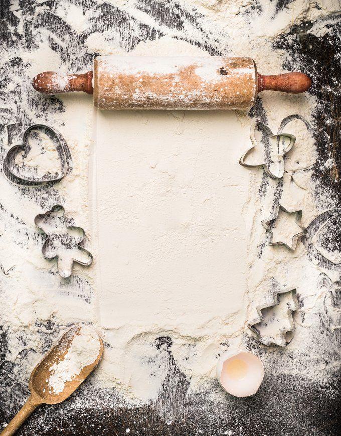 Christmas Bake Background Cartazes De Alimentos Logo Padaria Cartaz De Comida