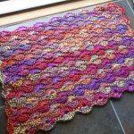 Colourful Quick Crochet Mat