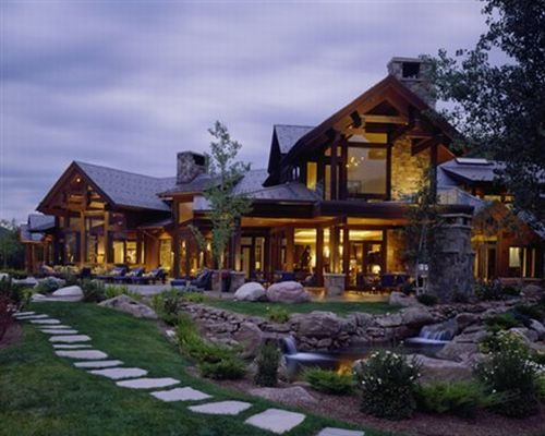 Peachy Beautiful Aspen Colorado Home Our Addition Rustic Houses Download Free Architecture Designs Ferenbritishbridgeorg