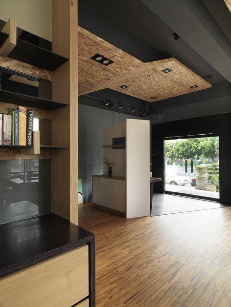 Interior design workplaces in Taiwan, Hsinchu, 2013 - 賀澤室內設計 HOZO_interior_design