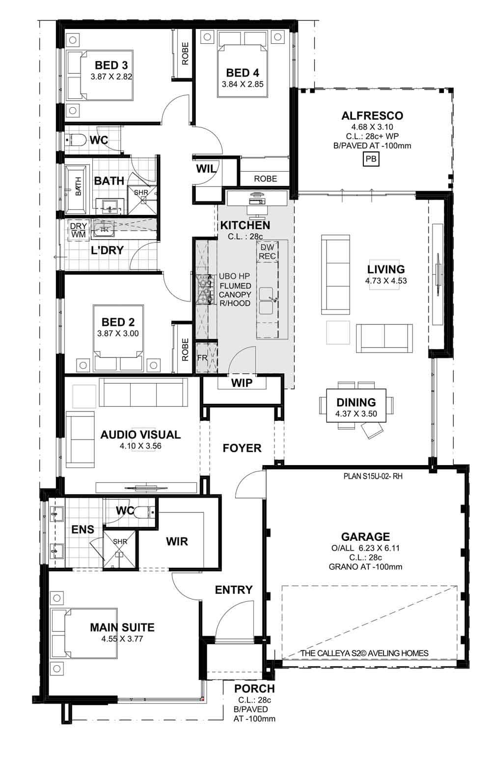 Aveling Homes Home Builders Perth Home Builders Dream House Plans House Plans