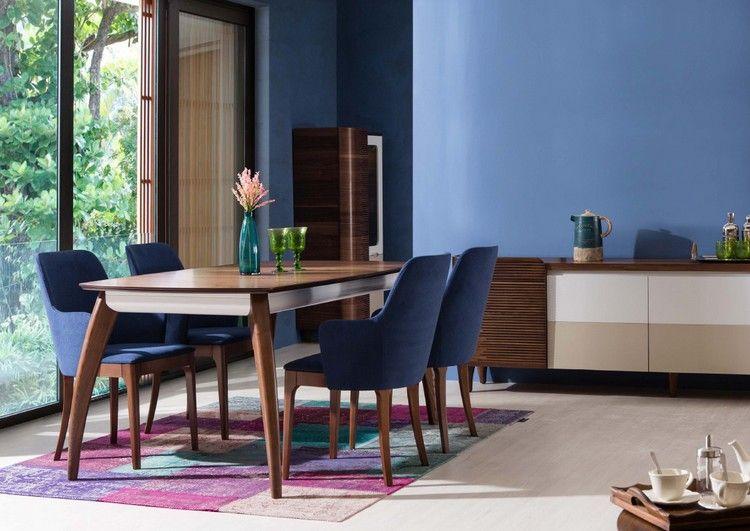 Spotlicht auf modernes Esszimmer – Interieur Ideen und Tipps ...