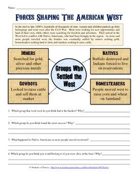 manifest destiny and american expansion worksheet homework worksheets and social studies. Black Bedroom Furniture Sets. Home Design Ideas