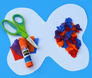 36++ Crepe paper crafts for toddlers ideas