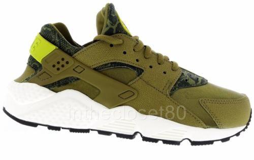 5f0bcf6865ab Nike-Air-Huarache-Army-Militia-Green-Cactus-Black-Womens-Trainers-725076-300