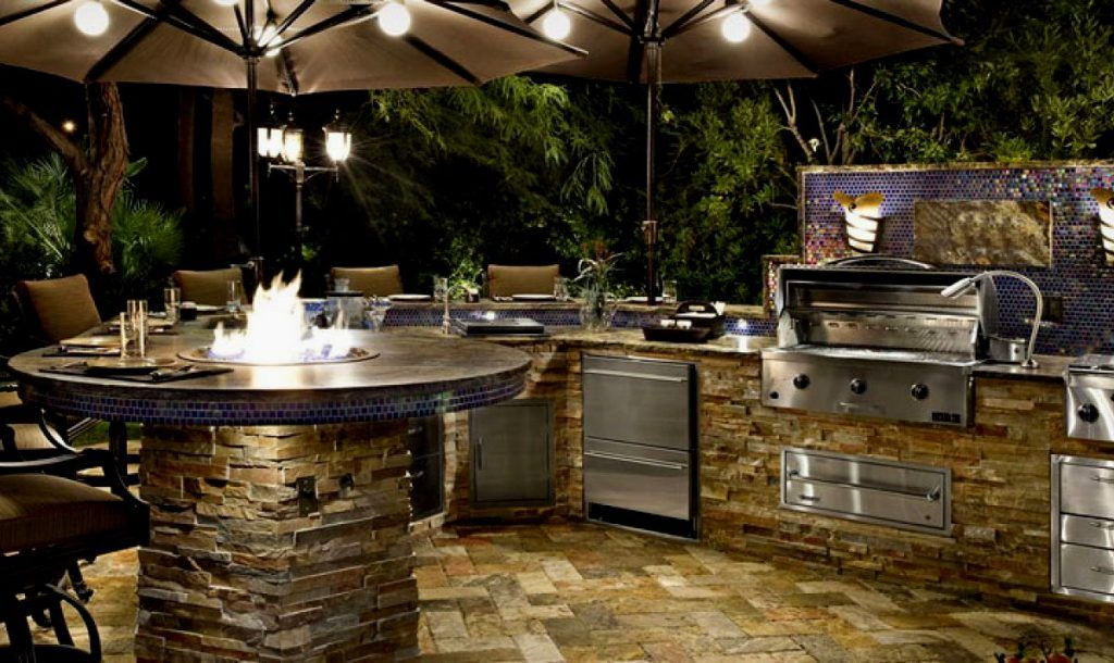 Exterior Traditional Outdoor Kitchen Bar Images Also Outdoor Kitchen