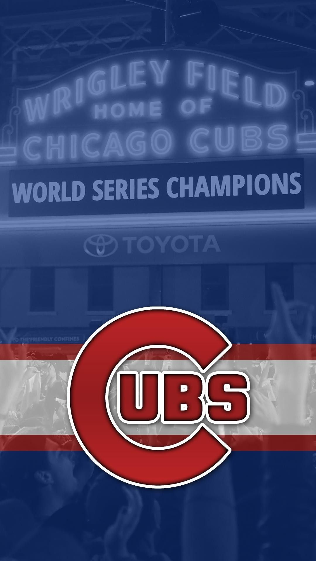 Pin on Chicago cubs wallpaper