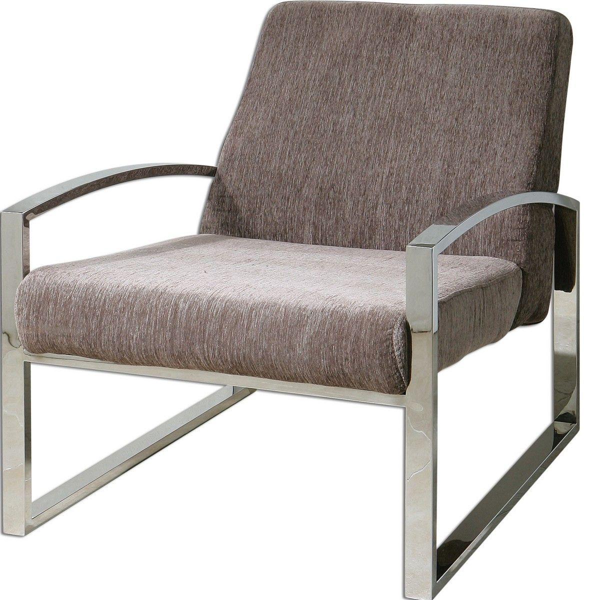 Uttermost Dimas Modern Accent Chair Accent Chairs Furniture