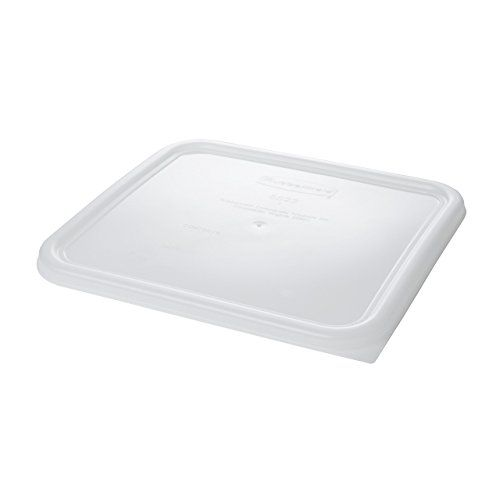 Rubbermaid Commercial Products Fg652300wht Lid Sq Ssc Pack Of 6 Rubbermaid Commercial Products Food Storage Containers Food Storage