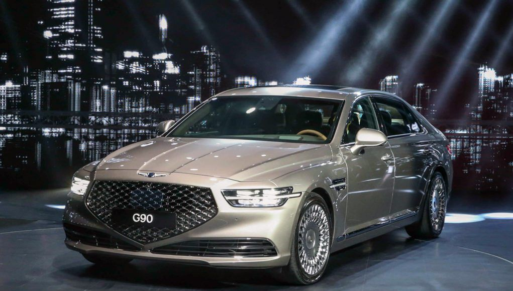 2020 Genesis G90 Release Date Specs And Price