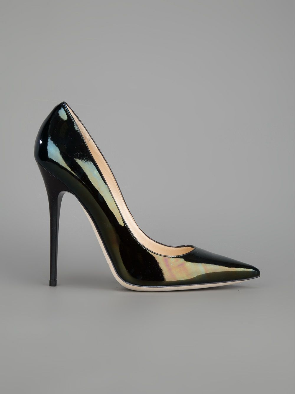 b9a95506a JIMMY CHOO - Sapato verde metálico. 7 | Get it Gurl! | Sapatos ...