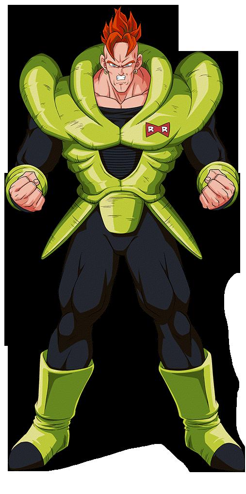 Android 16 Render 2 Dokkan Battle By Maxiuchiha22 On Deviantart Dbz Characters Dragon Ball Cartoonist