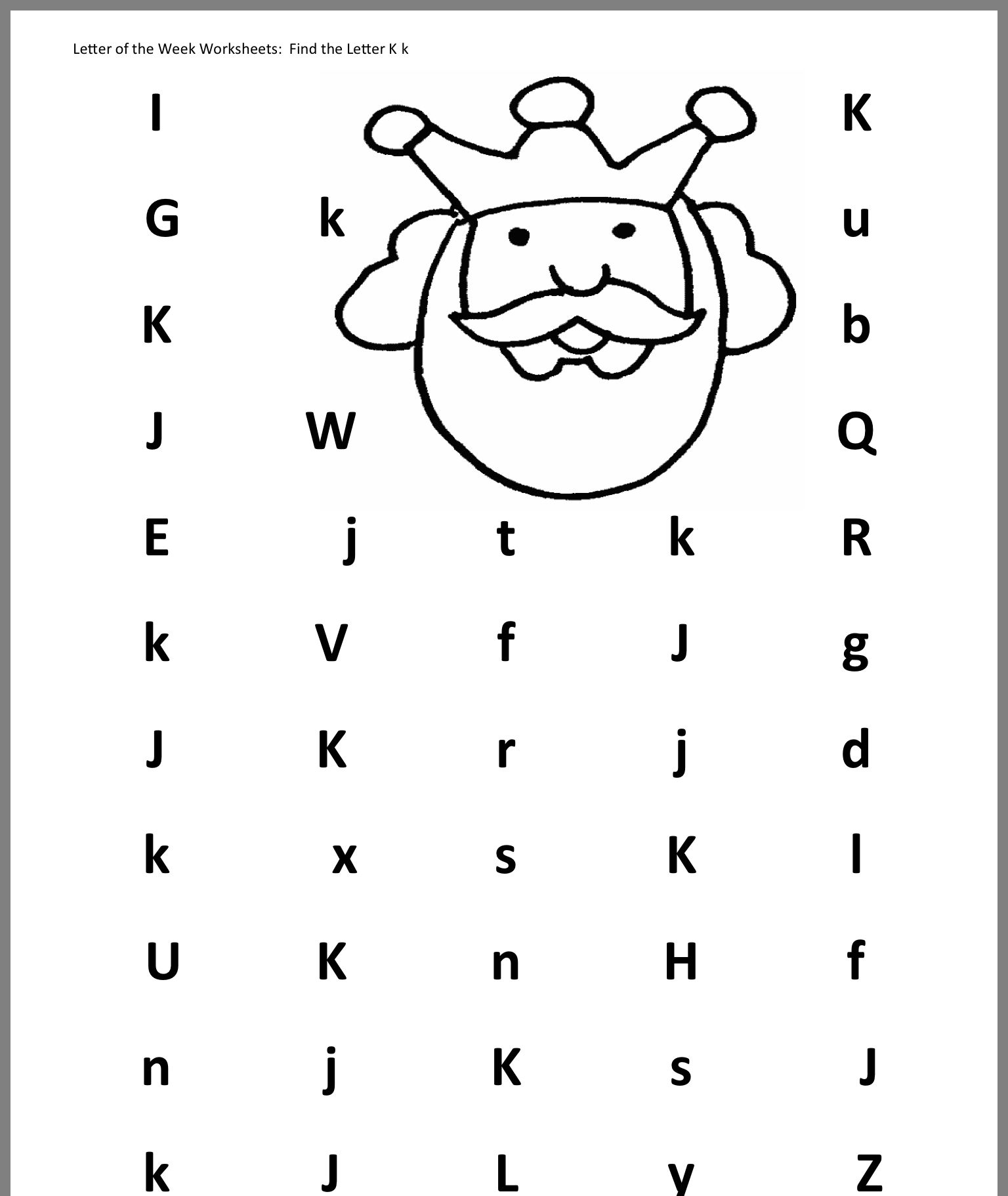 Pin By Lisa Wilson On Preschool Worksheets