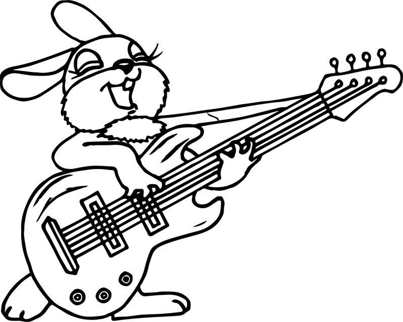 Disney Guitar Coloring Page For Acoustic Music Fans You Must Be Familiar With Stringed Or Stringed Strings On An Instrument Called A Guitar Yes Hearing This