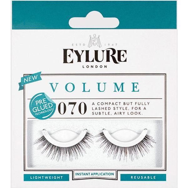 Eylure False Lashes Pre Glued No 070 624 Liked On Polyvore