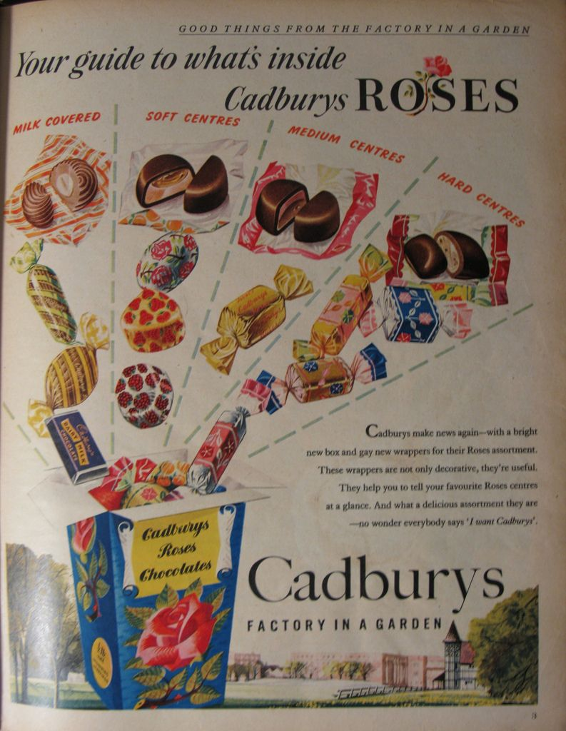 Clarnico Mints Poster Classic Vintage Retro Print Peppermint Sweet Cream Advert