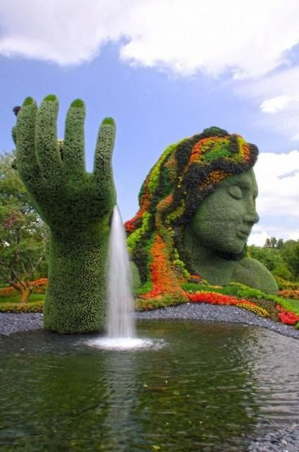 Montreal Botanical Garden Is A Zoo In QC. Plan Your Road Trip To Montreal  Botanical Garden In QC With Roadtrippers.
