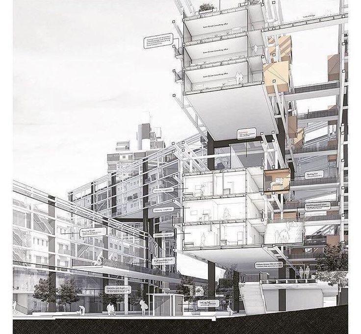 019 #architektonischepräsentation 019 #architektonischepräsentation