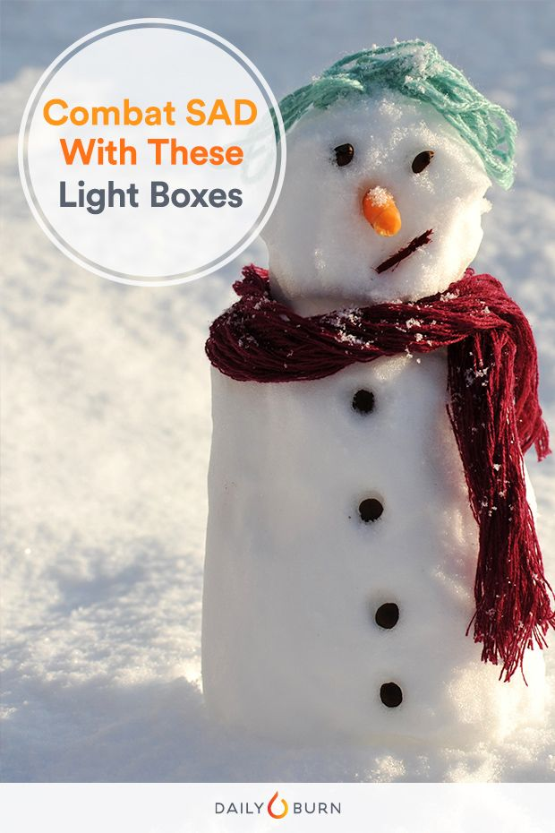 Can a Happy Light Help You Fight Seasonal Affective Disorder?