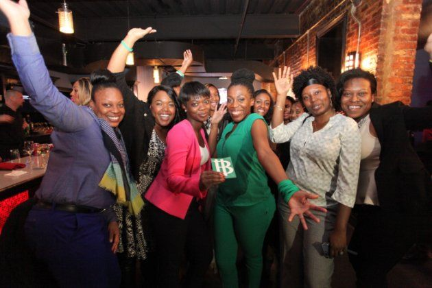 "Tiffany ""The Budgetnista"" Aliche celebrates the Live Richer Challenge. (Photo: Mandi Woodruff)"