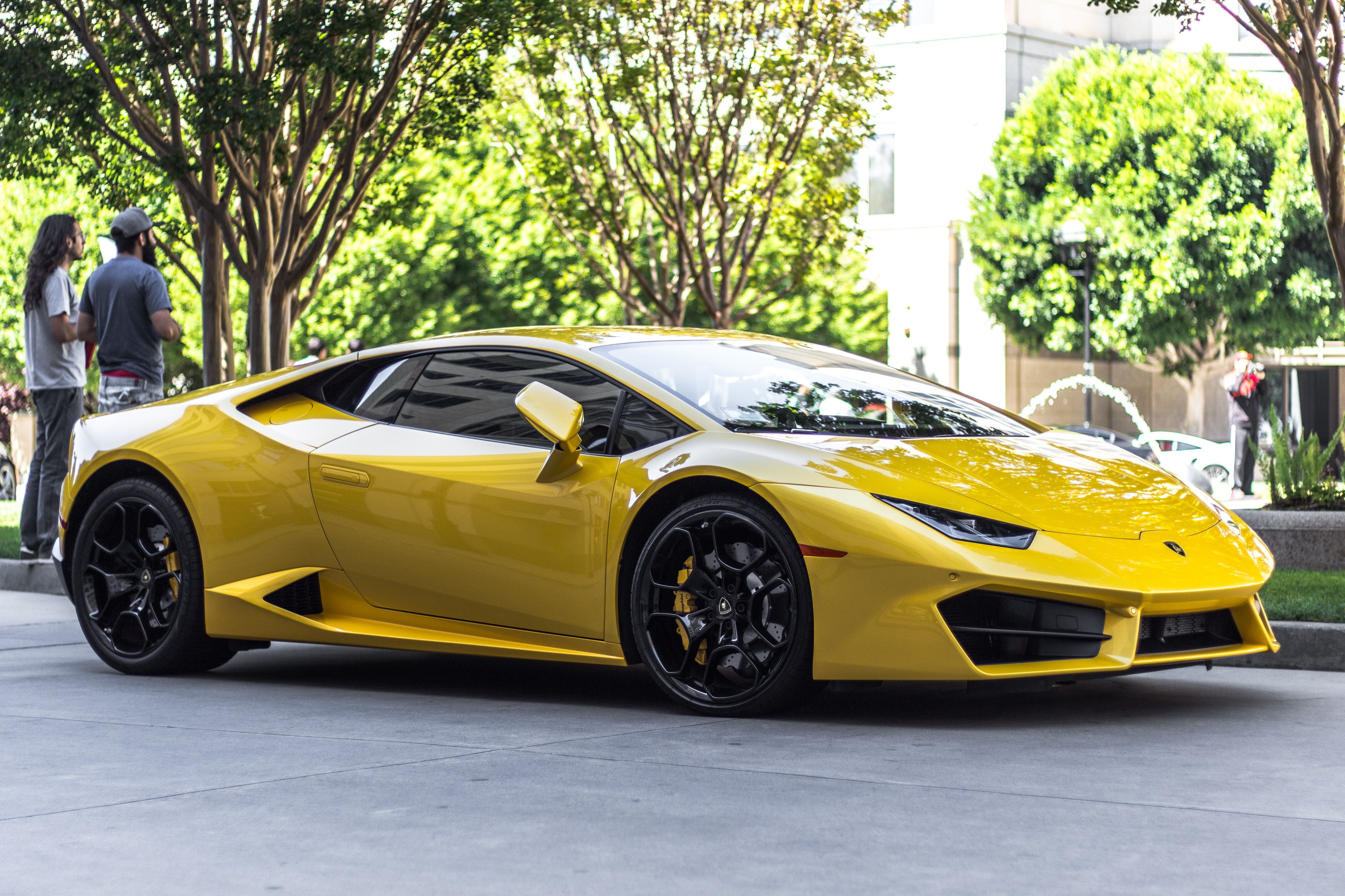 Car That Make Kids Want When They Grow Up Sports Car Yellow Car Car