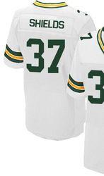 78.00--Sam Shields White Elite Jersey - Nike Stitched Green Bay Packers  37 c77391b12