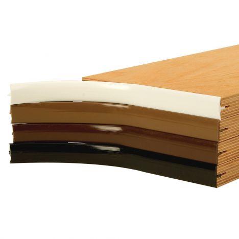 Plastic T Molding Edging 3 4 In 2020 Rockler Woodworking Molding Woodworking Tools