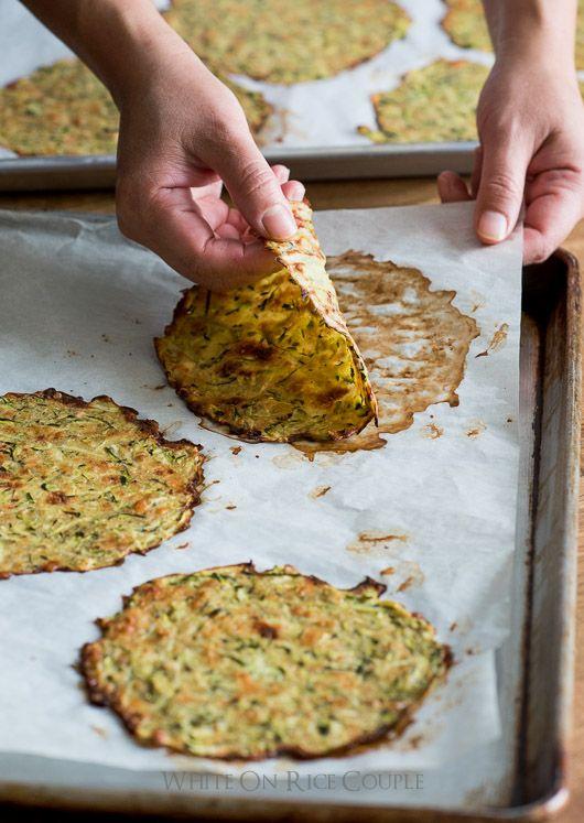 Zucchini Fajitas: wurden bei mir etwas dicker - fast wie Omeletten aber auch sehr gut mit Hackfleisch kombinierbar!