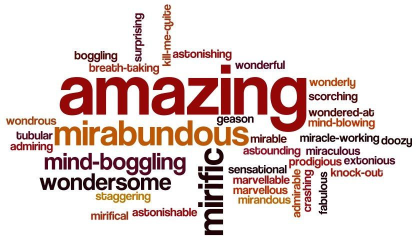 Other words for Amazing | Words for amazing, Writing ...