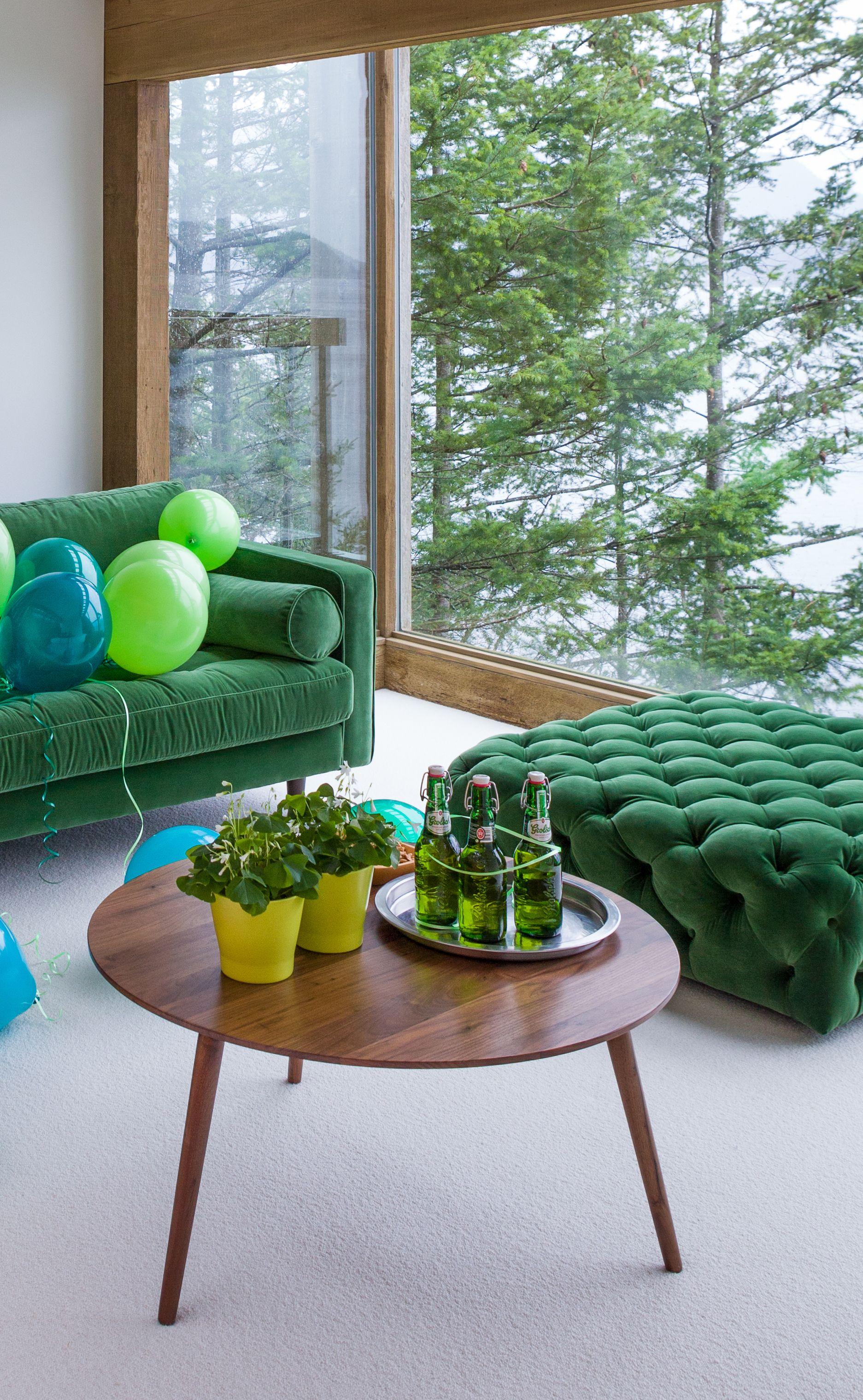 38++ Walnut round coffee table set ideas in 2021