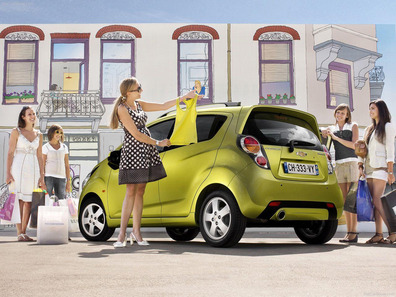Cheap Car Insurance For Ladies Chevrolet Spark Spark Car Pink