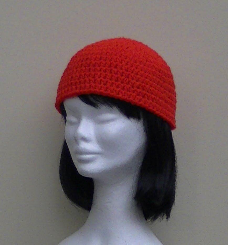 Half double crochet hat tutorial crochet hat tutorial half half double crochet hat tutorial baditri Images