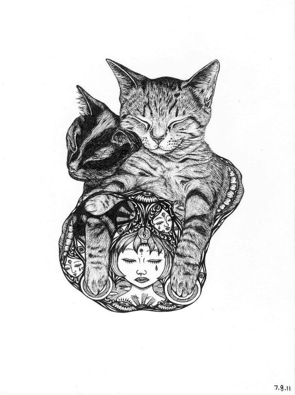 amy goh | the cats (summer '11)