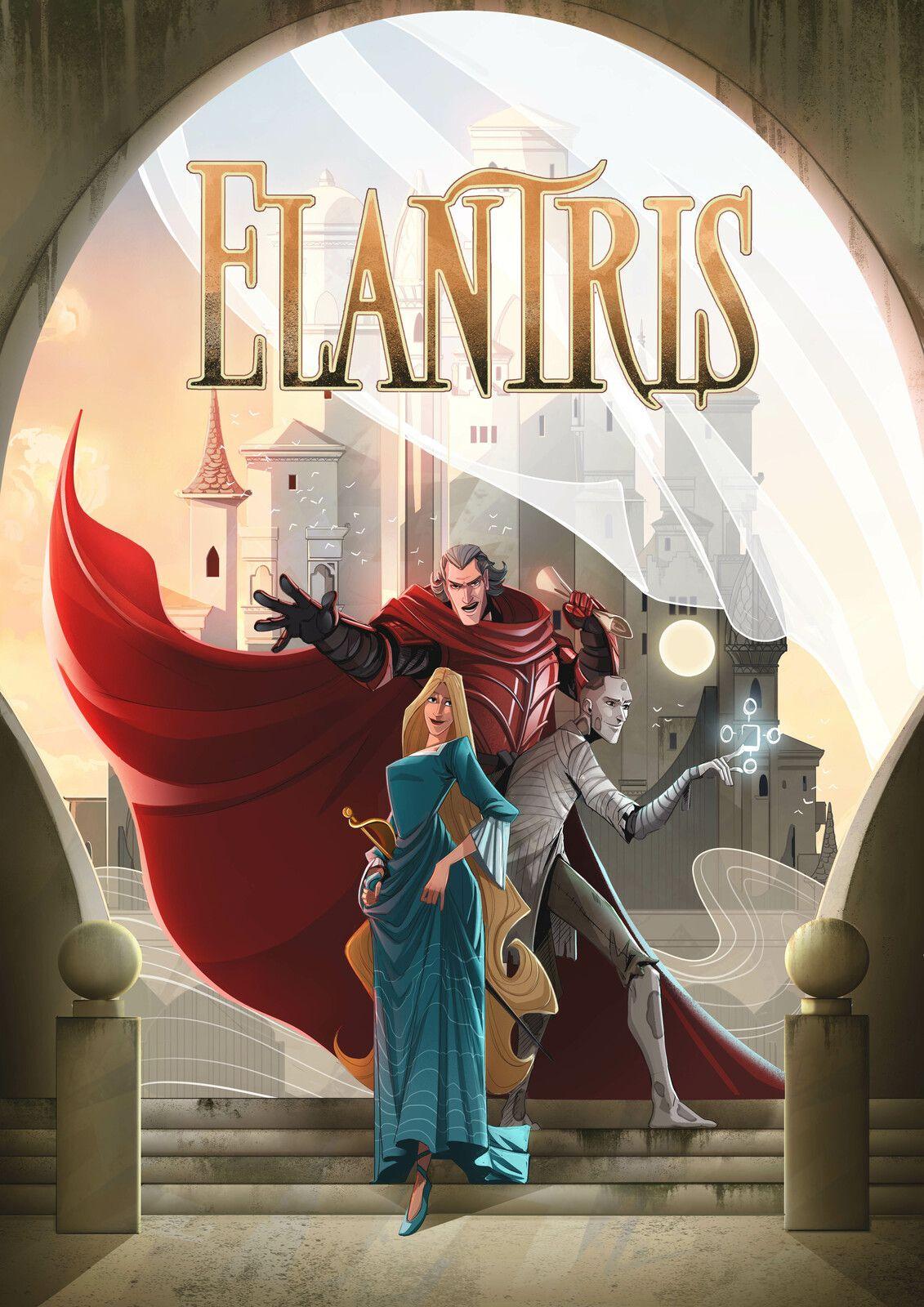 19++ Elantris art info