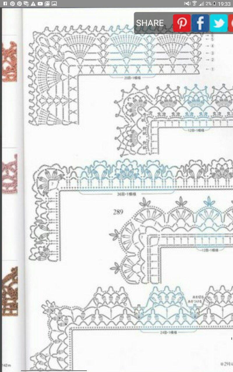 Pin de catherine avila en crochet ganchillo | Pinterest | Ganchillo ...
