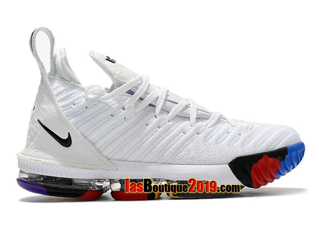 Officiel Nike LeBron 16 Chaussures Basket 2018 Pour Homme