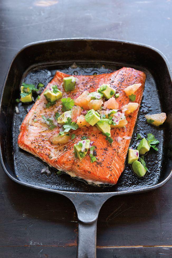 Roasted Salmon Recipe | Williams Sonoma Taste