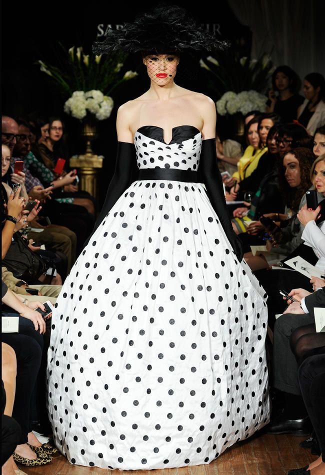 Sarah Jassir Fall 2014 Wedding Dresses | TheKnot.com