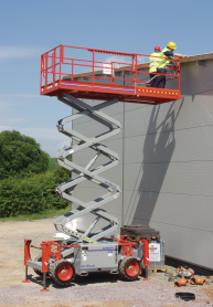 Pin On Aerial Scissor Lift Training