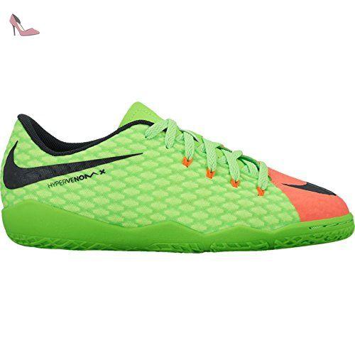 Chaussures Jr Nike Iii De Hypervenomx Ic Vert Football Phelon OwSq4wgP