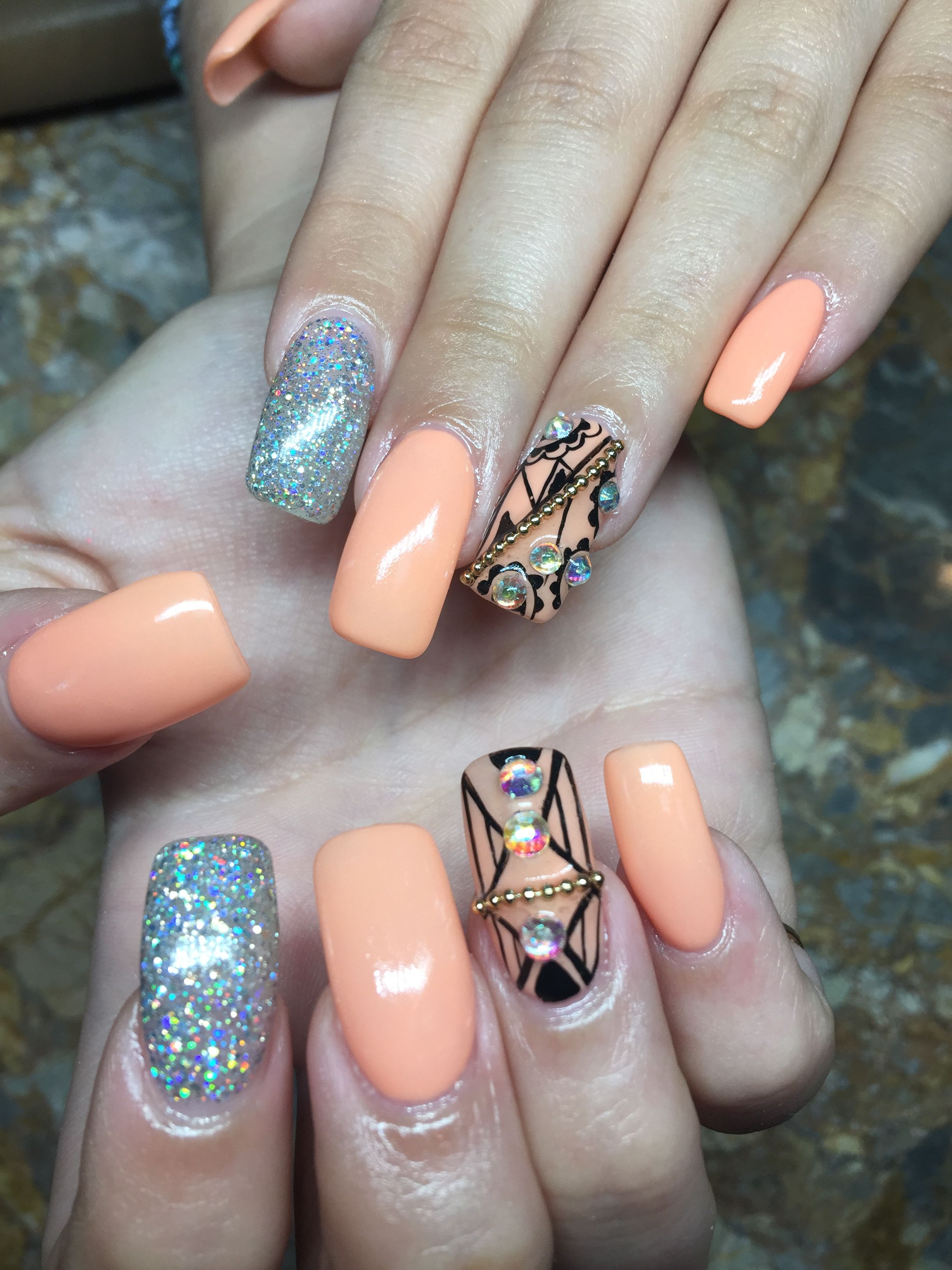 Pin on Nails by Kelly