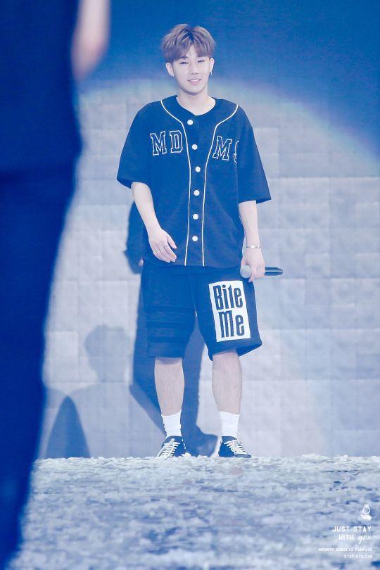 150809 #인피니트 Sunggyu - INFINITE EFFECT in Seoul Day-2